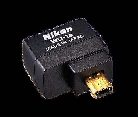 Adaptador Nikon Móvil Inalámbrico WU-1a