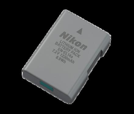 Batería Nikon EN-EL14a
