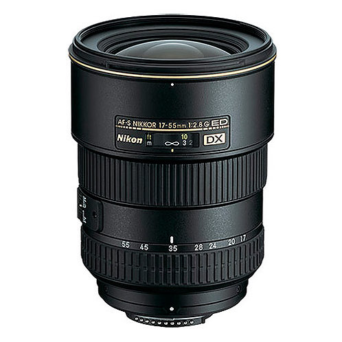 AF-S DX 17-55mm F2.8 G IF ED