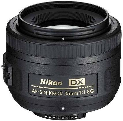 35mm F1.8 G Nikon AF-S