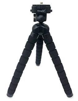 Tripie Fotopro Flexible RM-90s Black