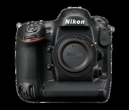 Cuerpo Nikon D4s