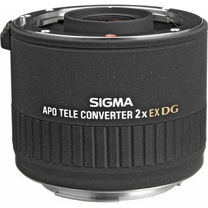 Teleconvertidor Apo 2.0x AF Ex Dg P/Nikon