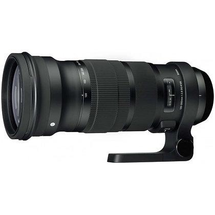 120-300mm F2.8 Apo Dg Os Hsm Sport P/Nikon