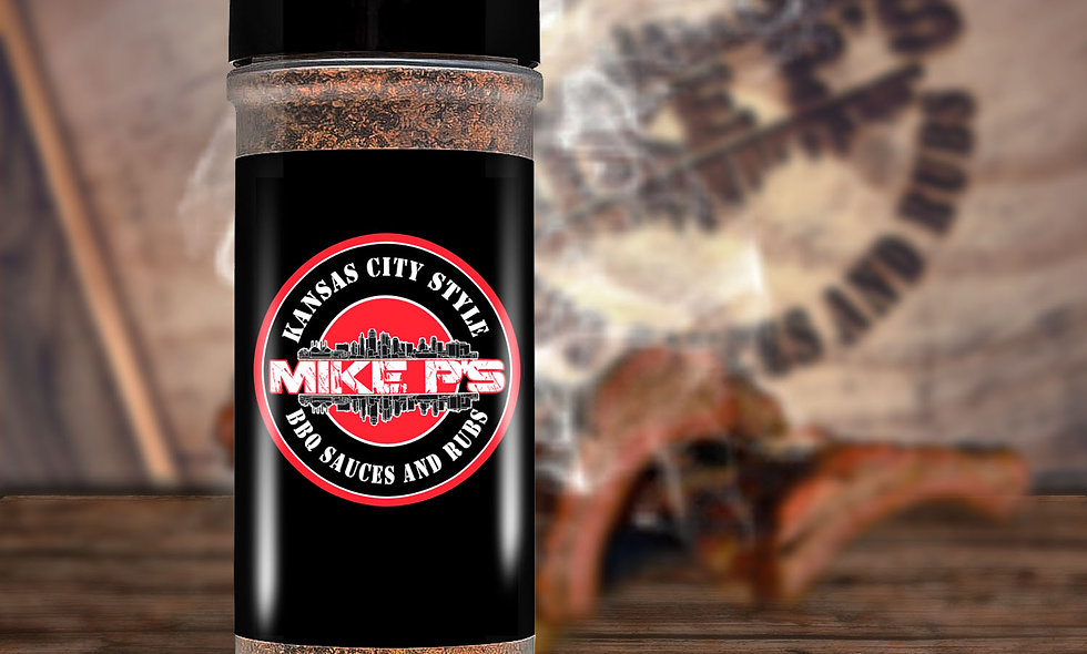 Apple Bourbon Rub