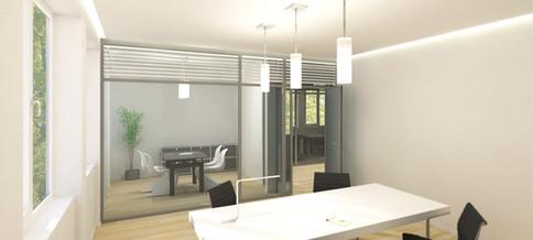 Büro-Umbau Hannover