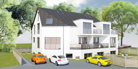 Mehrfamilienhaus Burgwedel