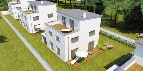Stadthäuser Hannover Lahe