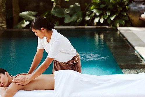 Massage 1H30 au choix