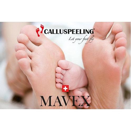Soin des Callosités-Calluspeeling