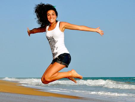 Plusieurs bonnes raisons de pratiquer une activité physique.