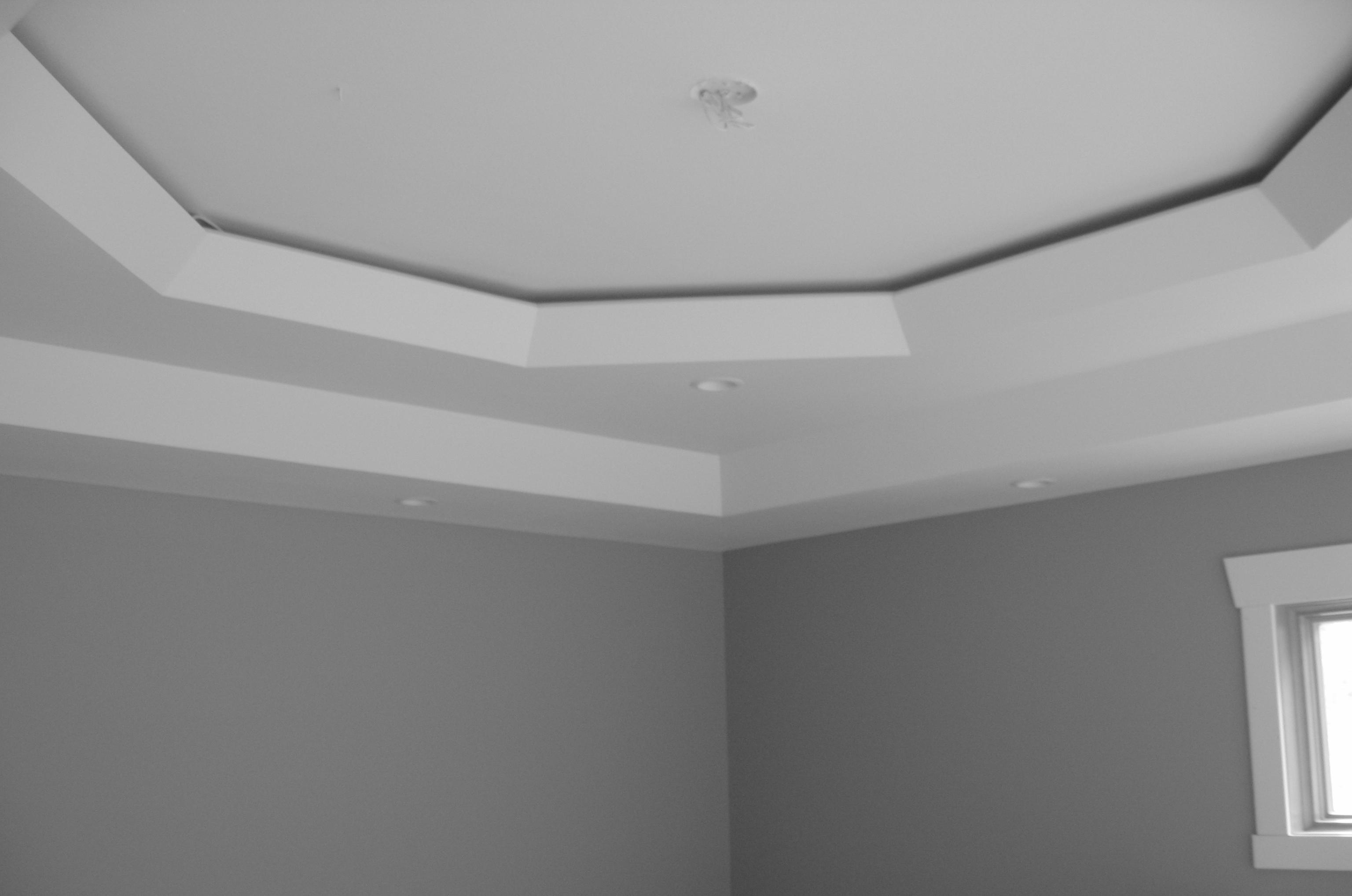 Custom drywall ceiling