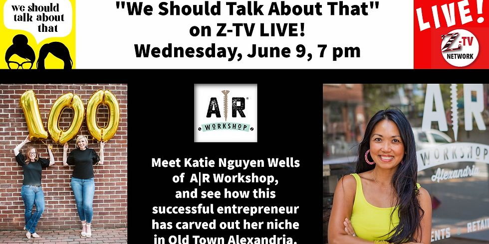 """Meet Katie Nguyen Wells, Owner A