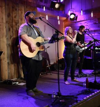 Worship at Village Guitar.