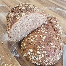Honey Whole Wheat Loaf