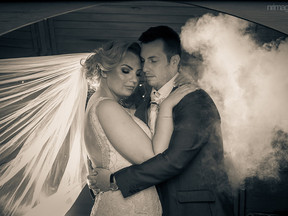 Highfield Hall - Emma & Chris