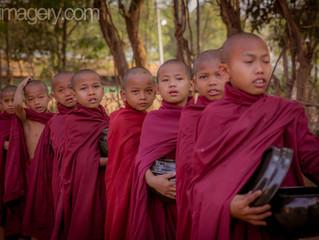 The beautiful people of Myanmar
