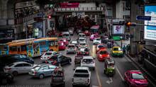 Bangkok: Sensory Overload