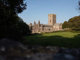St. Davids Cathedral, Pembrokeshire - Ceri & Simon