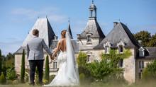 Chateau le Mas de Montet, Dordogne - Charlotte & Alex