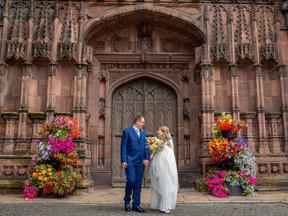 Helen & Mike, Chester Wedding