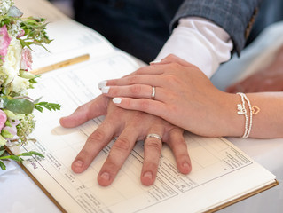 Weddings during a Global Pandemic