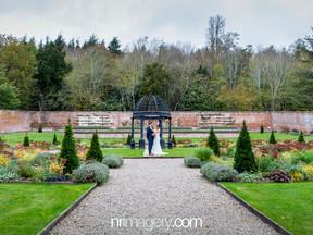 Garthmyl Hall - Anwen & Rhys