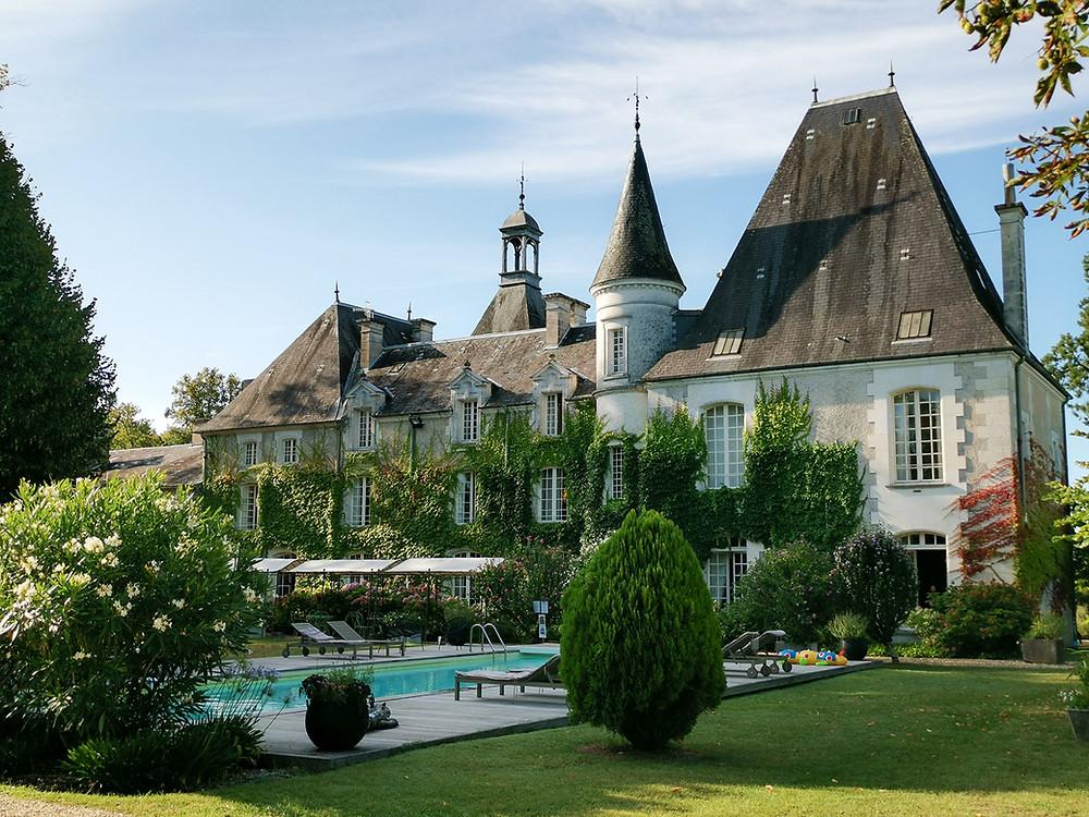 Chateau le Mas de Montet, France