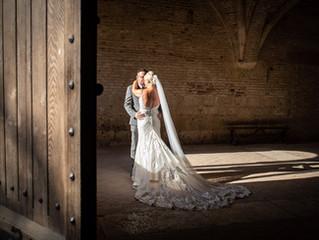 San Galgano Abbey, Tuscany - Sonia & Dave