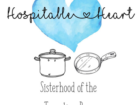 Sisterhood of the Traveling Pans - Hospitality on the move