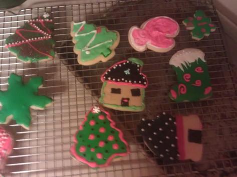 Grandma Pat's Famous Sugar Cookies