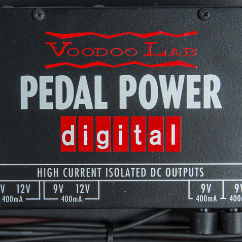 Vodoo Lab-Pedal Power