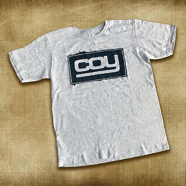 Coy Logo Youth T-Shirt