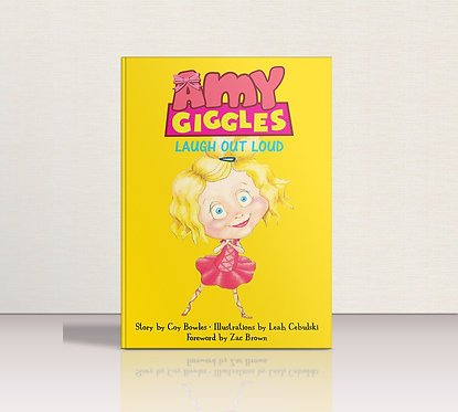 Amy Giggles - Laugh Out Loud | Ebook