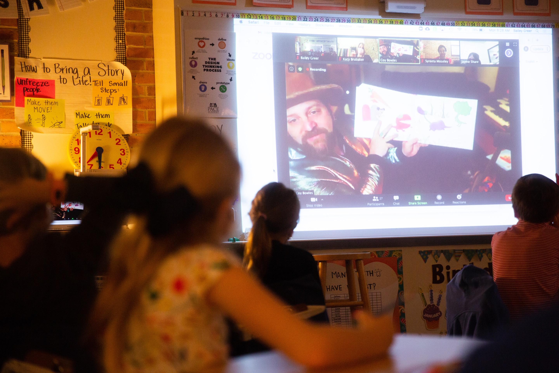 Early Learners Virtual Multi-Visit
