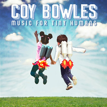 Music For Tiny Humans (CD)