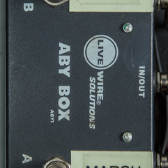 Live Wire Solutions AB box