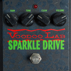 Voodoo Lab-Sparkle Drive