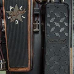 Dunlop Volume Pedal & Dunlop Jerry Cantrell Wah pedal