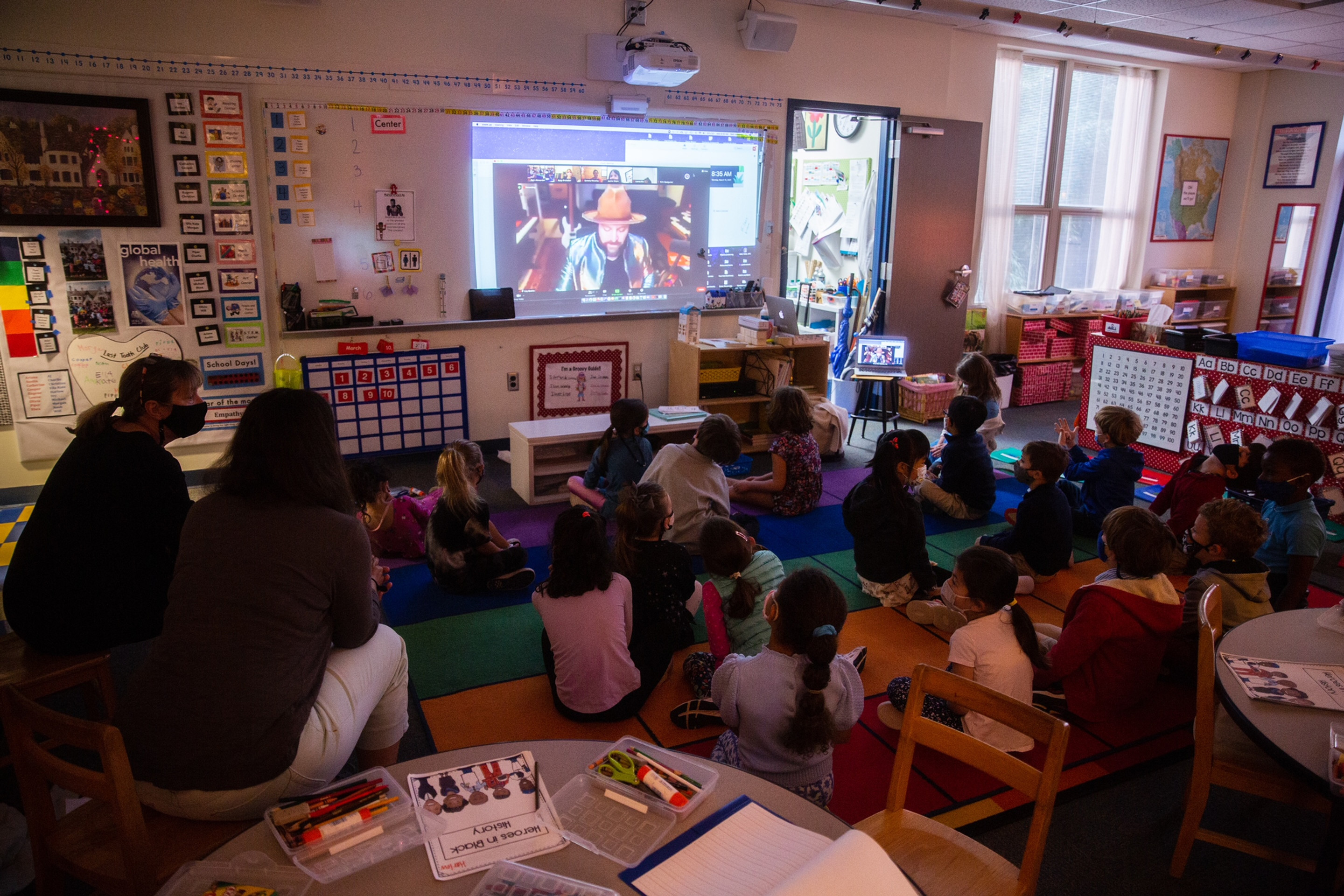 Early Learners Single Virtual Visit