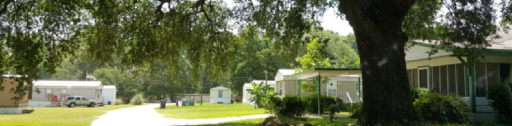 Southeast Mobile Home Park Broker