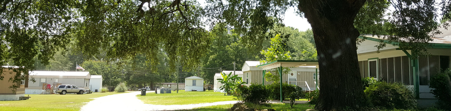Southeast Mobile Home Park Broker