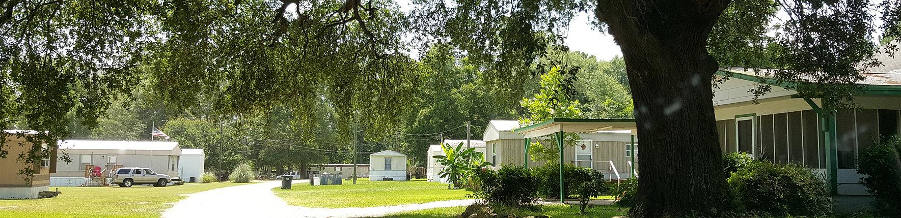 The Mobile Home Park Broker