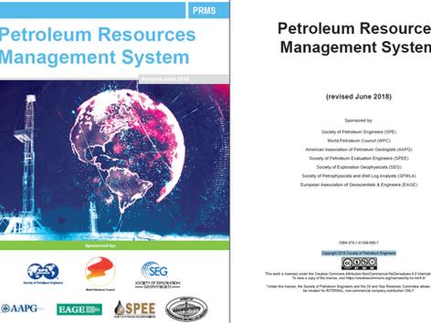 SPE-Petroleum Resources Management System - 2018