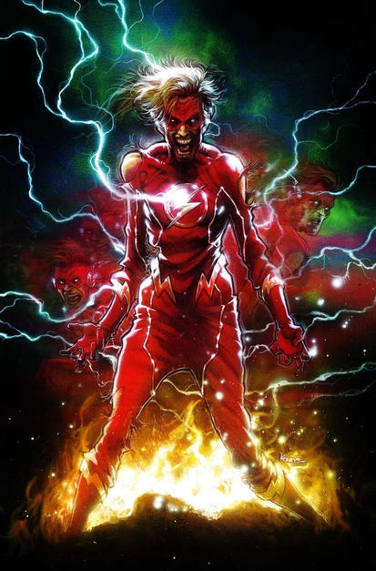 FUTURE STATE THE FLASH #1 CVR B