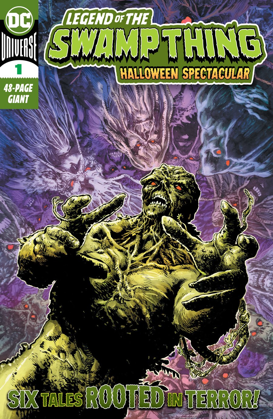Legend of the Swamp Thing Halloween Special #1(one shot)