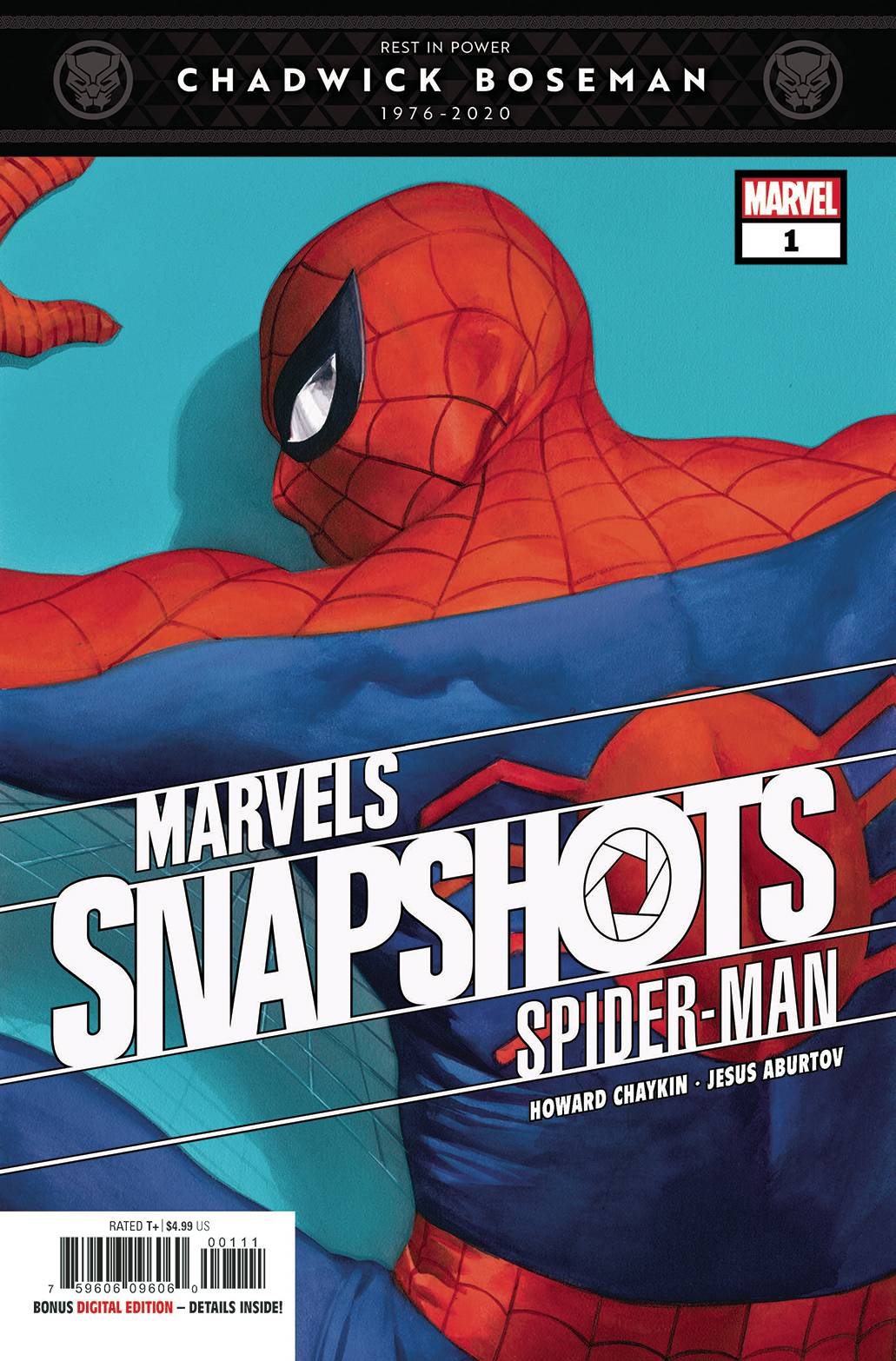 Marvels Snapshots Spider-Man #1(one shot)