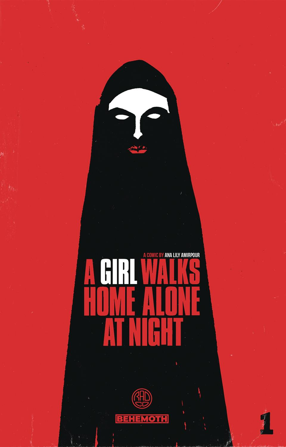 A GIRL WALKS HOME ALONE AT NIGHT TP