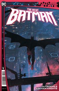 FUTURE STATE THE NEXT BATMAN #1 CVR A