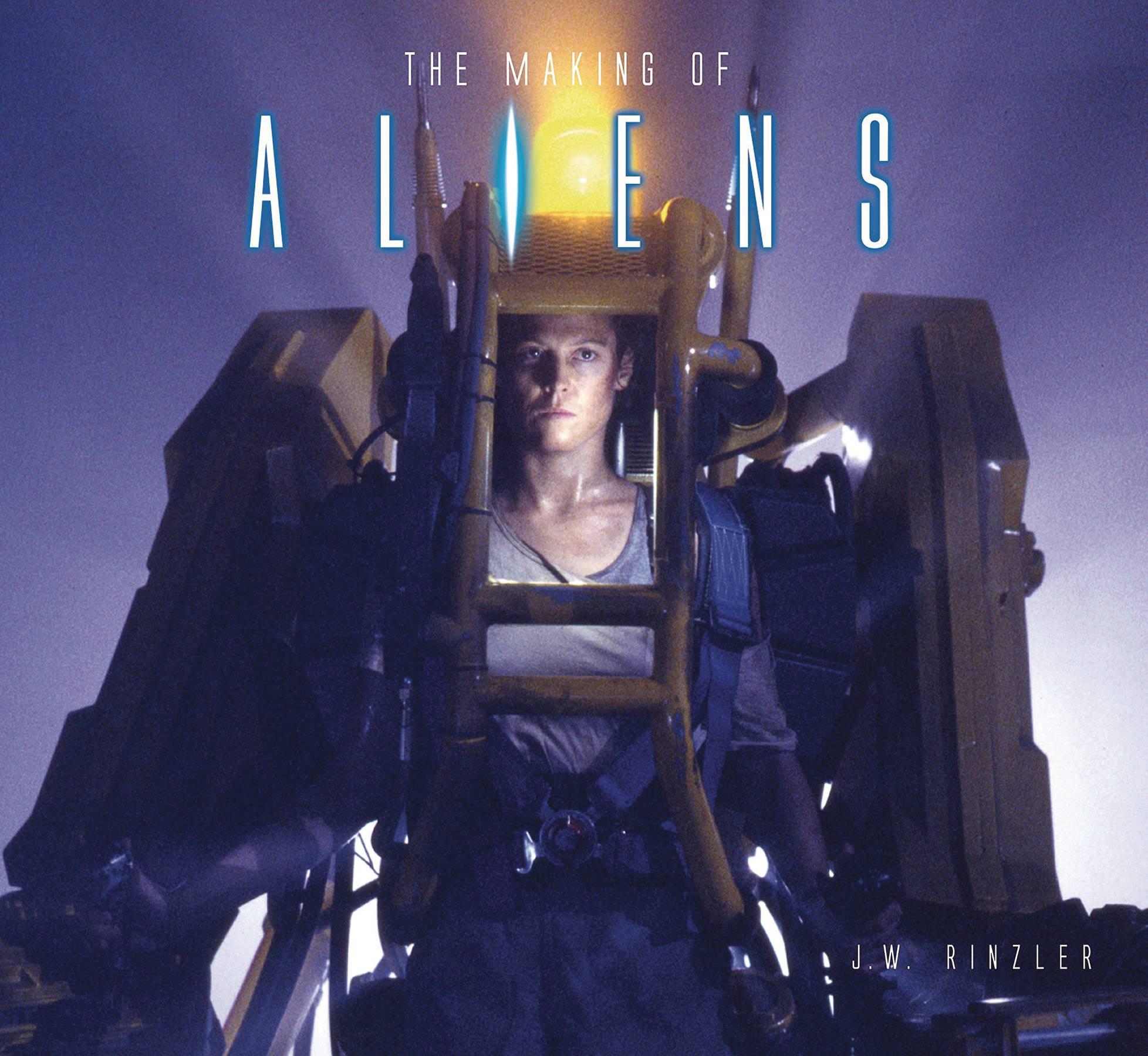 THE MAKING OF ALIENS HC